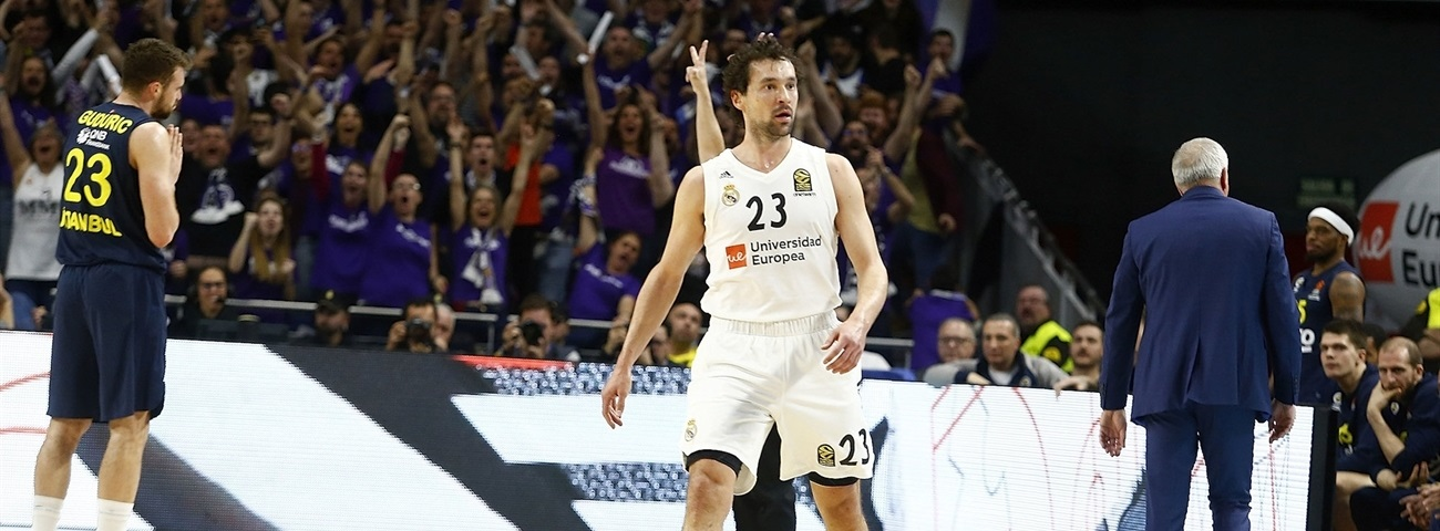 Madrid's 101 against Obradovic was historic