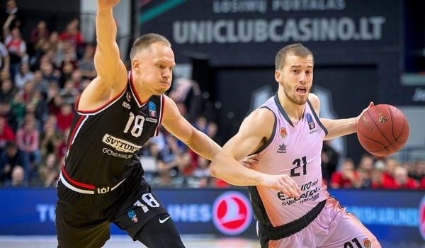 Quarterfinals Game 2: Valencia downs Rytas to reach semis!