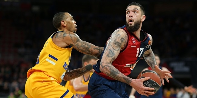 One memorable quarter enough for Baskonia