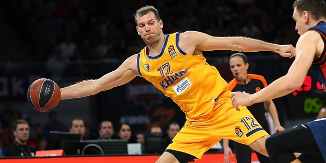 Khimki, Monia stay together for 10th season