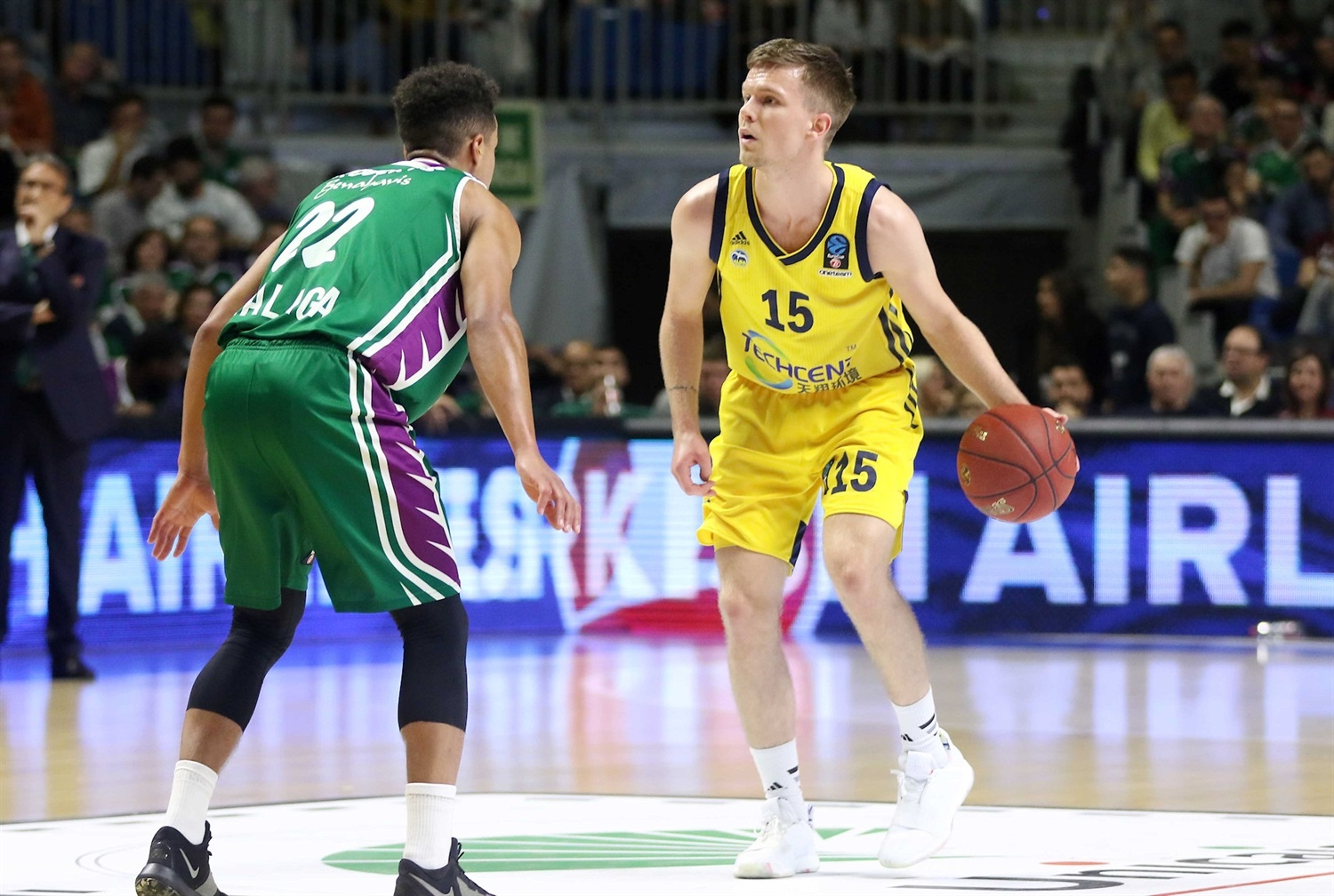 Martin Hermannsson - ALBA Berlin (photo Mariano Pozo - Unicaja) - EC18