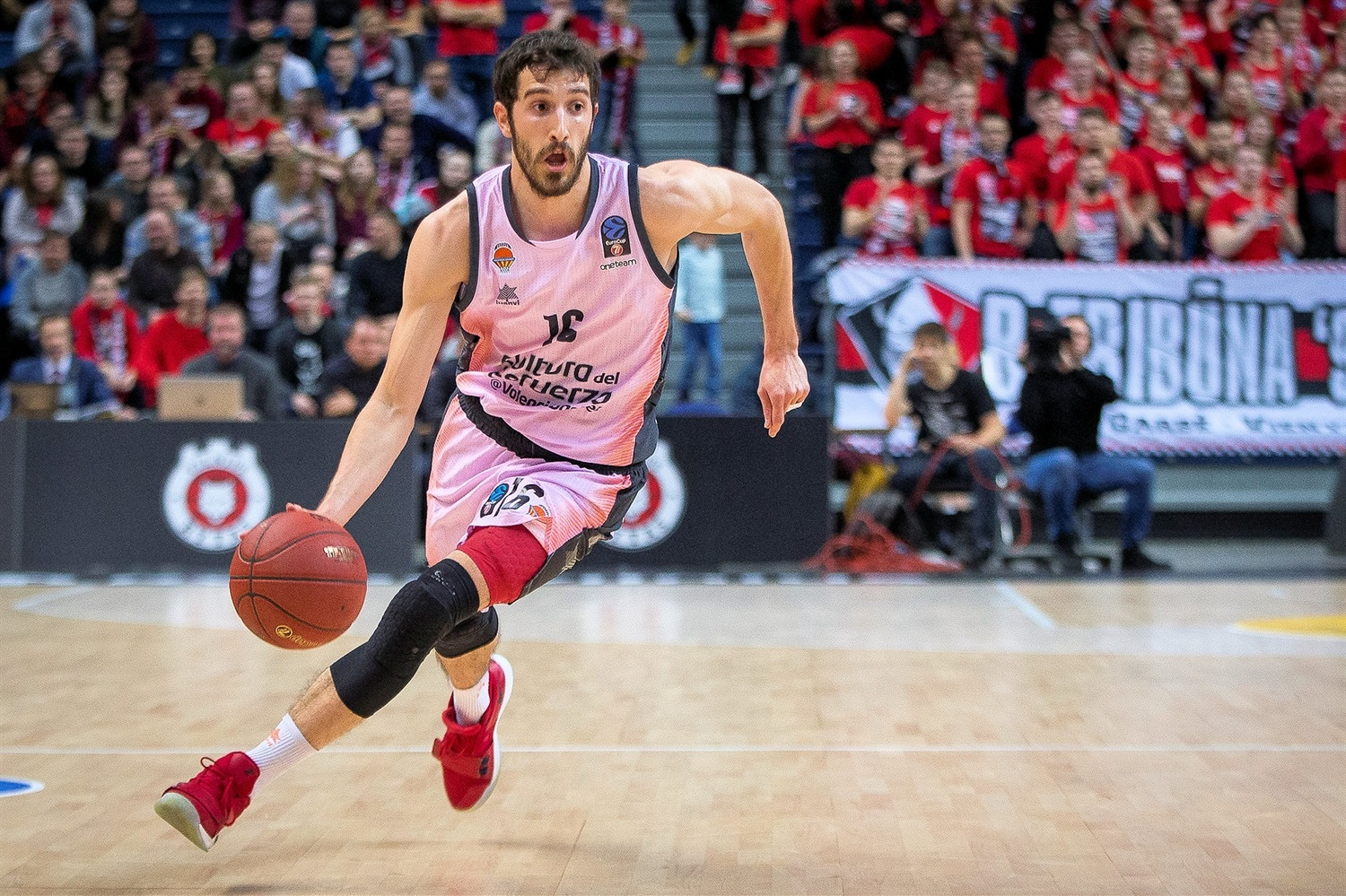 Guillem Vives - Valencia Basket (photo Rytas) - EC18