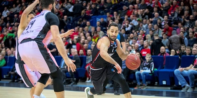 7DAYS EuroCup, Quarterfinals Game 2: Rytas Vilnius vs. Valencia Basket