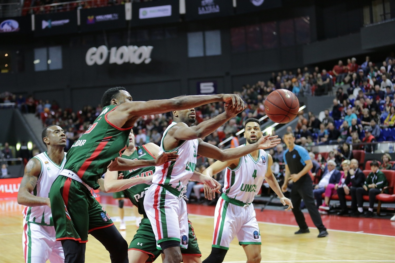 Melvin Ejim - UNICS Kazan (photo Lokomotiv) - EC18