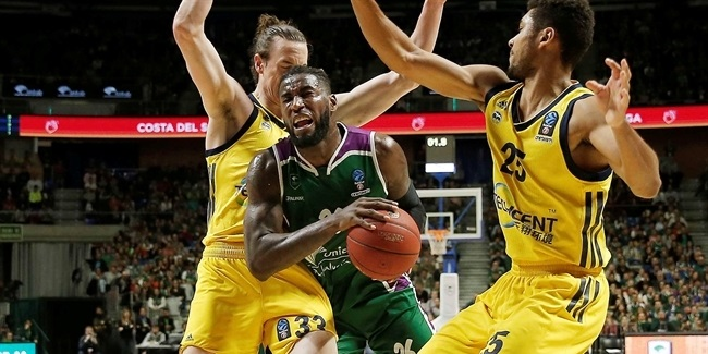 7DAYS EuroCup, Quarterfinals Game 2: Unicaja Malaga vs. ALBA Berlin