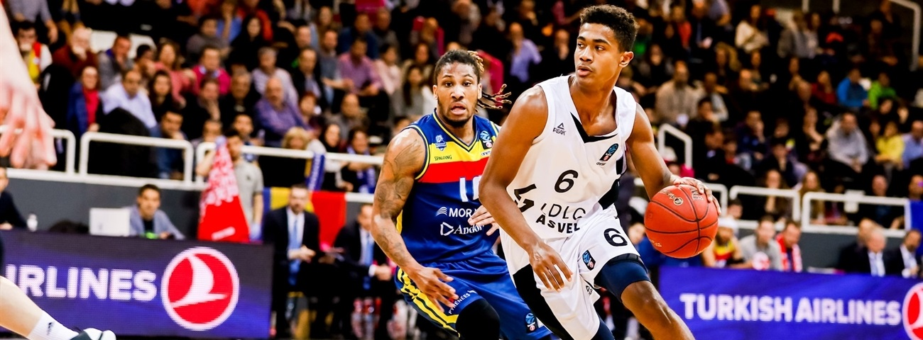 ASVEL guard Maledon suffers shoulder injury