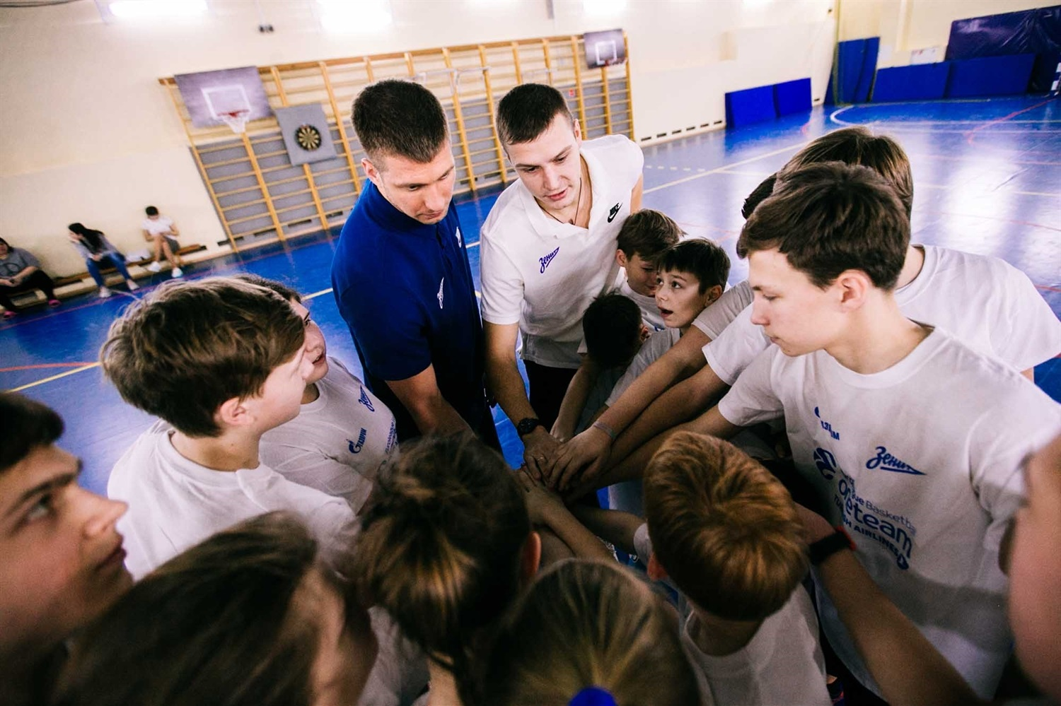 Zenit One Team session