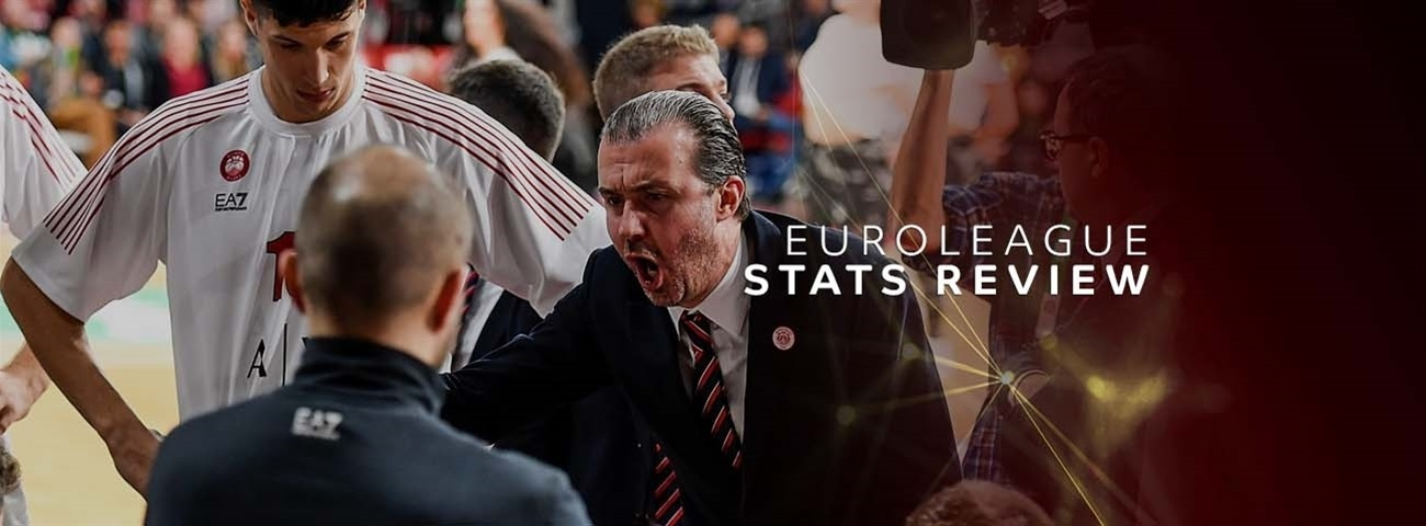 Stats Review: Creative offensive trends