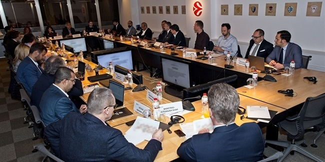 Domestic Leagues and ULEB meet with Euroleague Basketball