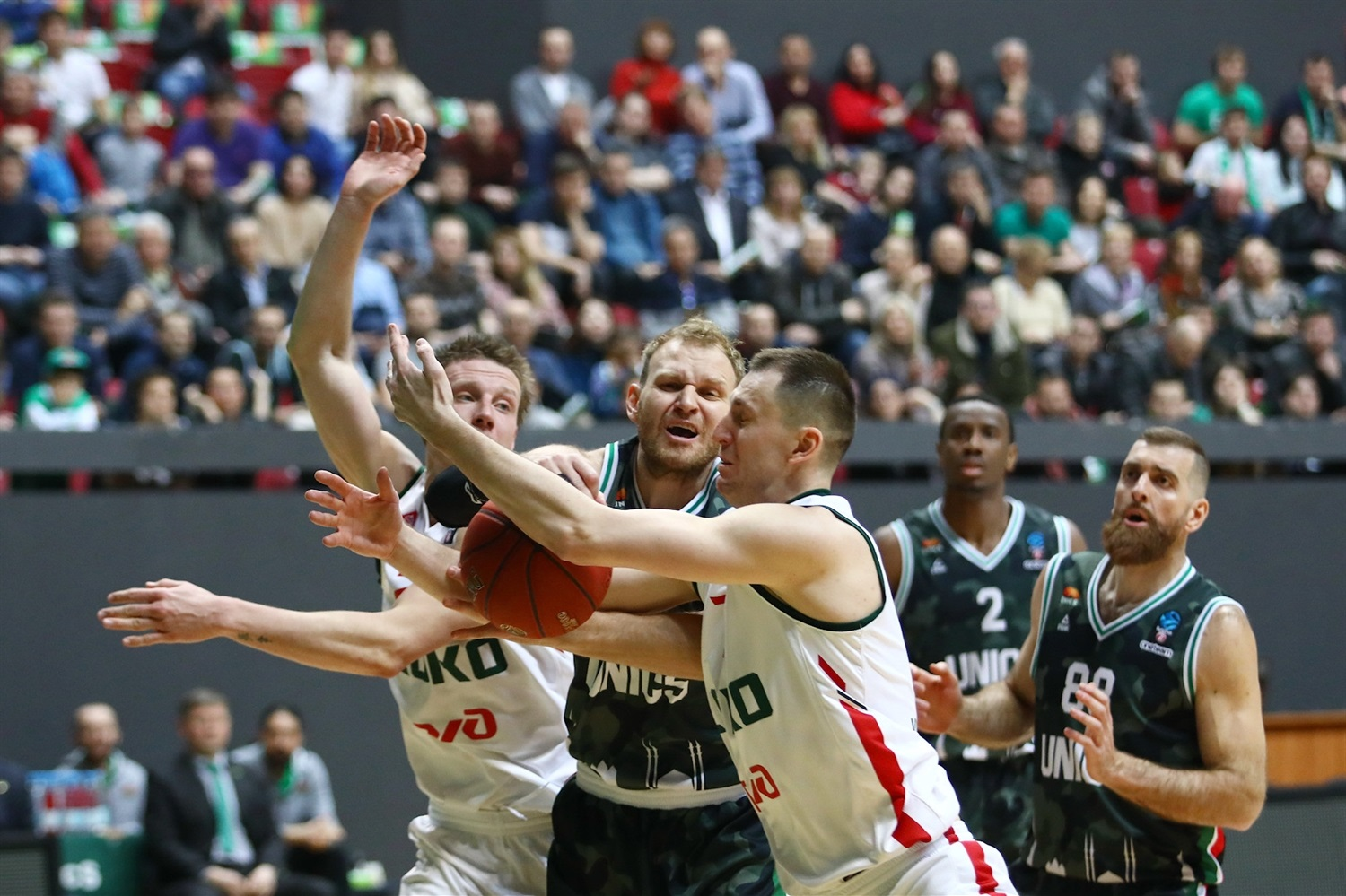 Vitaly Fridzon - Lokomotiv Kuban Krasnodar (photo UNICS) - EC18