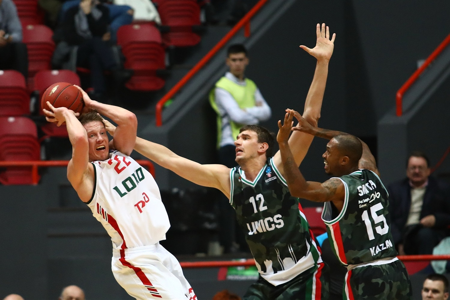 Dmitry Kulagin - Lokomotiv Kuban Krasnodar (photo UNICS) - EC18