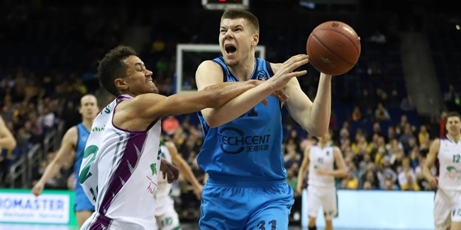 Rokas Giedraitis, ALBA: 'We want to play in the EuroLeague'