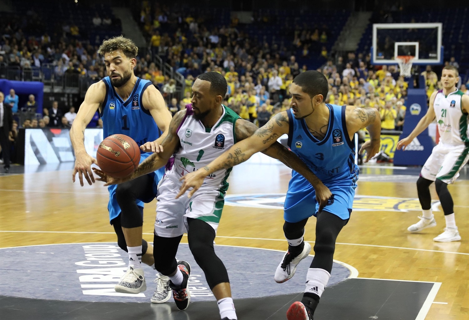 Ryan Boatright - Unicaja Malaga (photo Andreas Knopf - ALBA) - EC18