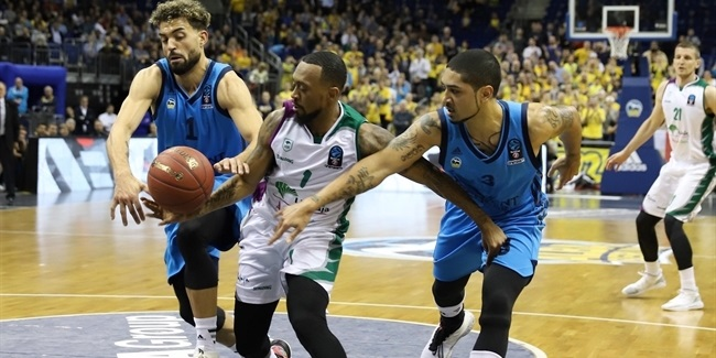 7DAYS EuroCup, Quarterfinals Game 3: ALBA Berlin vs. Unicaja Malaga