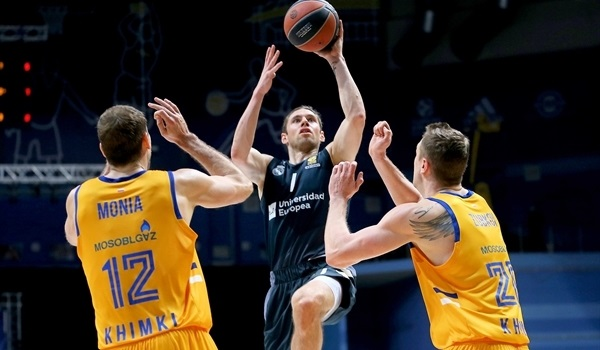 Blog, Fabien Causeur, Madrid: 'We need to polish our game'