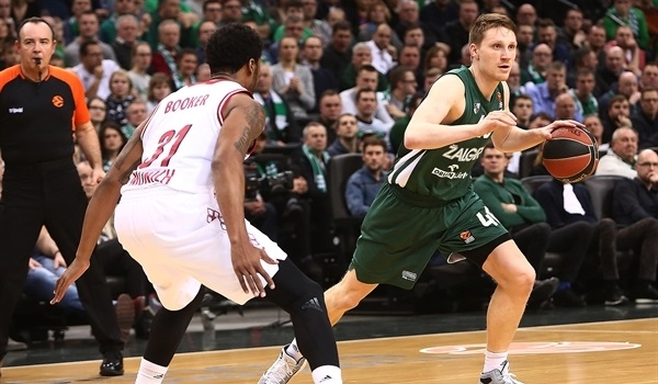 RS Round 26 report: Zalgiris beats Bayern at home
