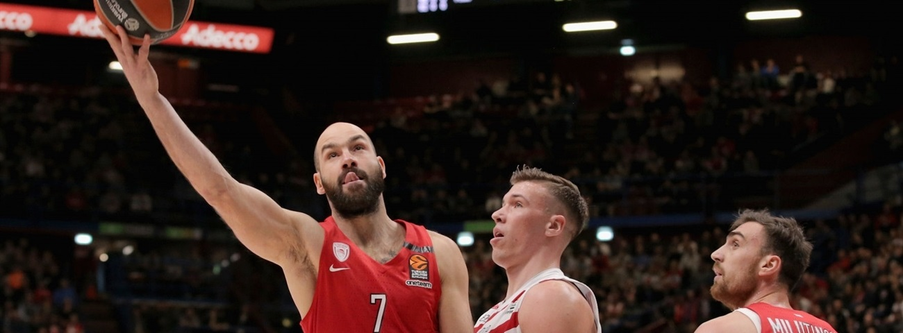 Reds, Spanoulis commit to 10th season together