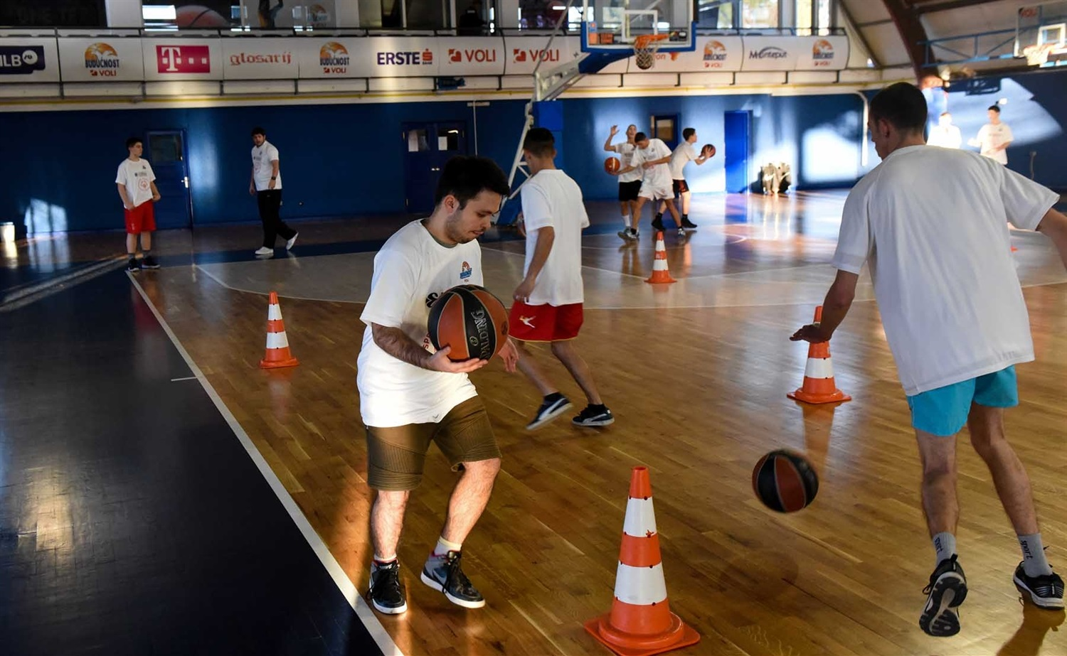 Buducnost One Team session