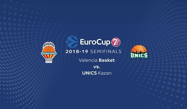 Semifinals breakdown: Valencia Basket vs. UNICS Kazan