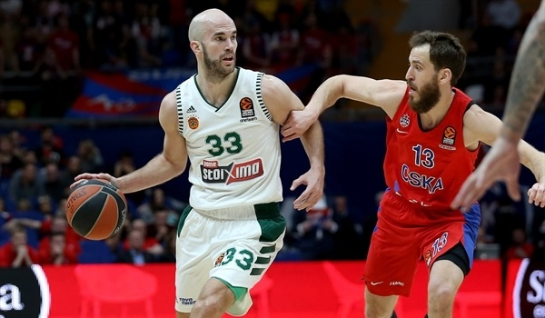 RS Round 26 report: Calathes miracle gives Panathinaikos stunning win