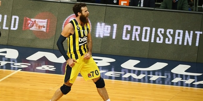 Datome, Fenerbahce stay together