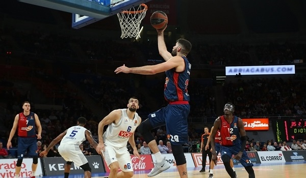 RS Round 26 report: Baskonia thrashes Buducnost at home
