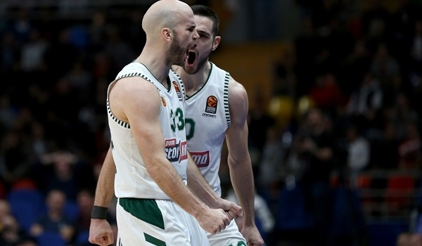 Panathinaikos make their own luck for season-changing moment