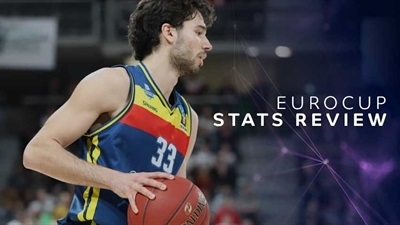 Stats review: Most efficient semifinalists