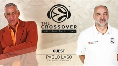 The Crossover podcast with Pablo Laso