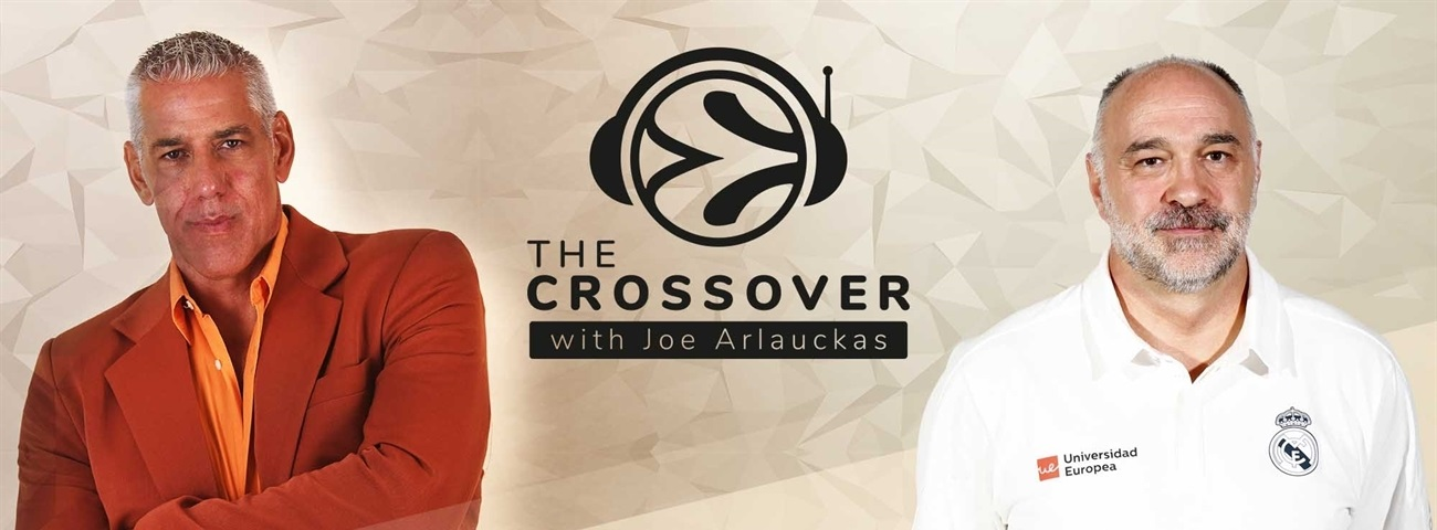 The Crossover podcast welcomes Pablo Laso