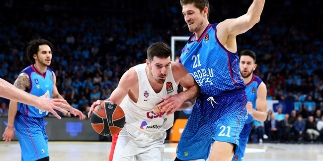 CSKA finds new ways to win