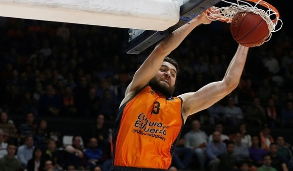 Semifinals Game 1: Valencia rallies to edge UNICS in opener