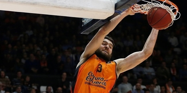 7DAYS EuroCup, Semifinals Game 1: Valencia Basket vs. UNICS Kazan