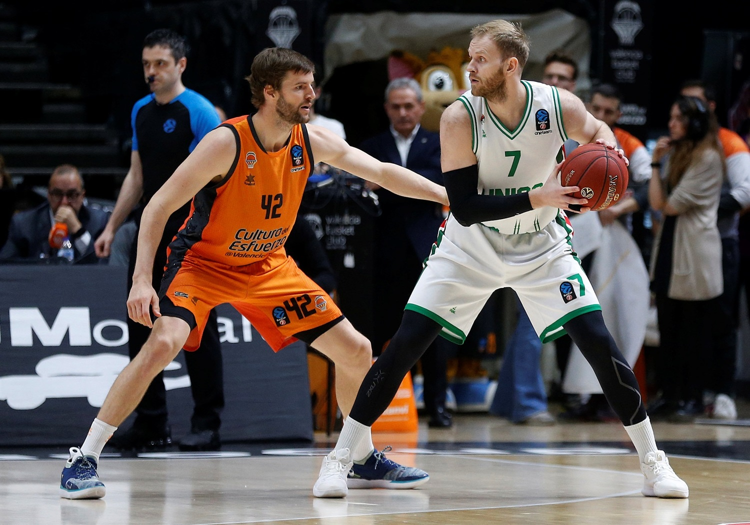 Anton Ponkrashov - UNICS Kazan (photo Miguel Angel Polo - Valencia) - EC18