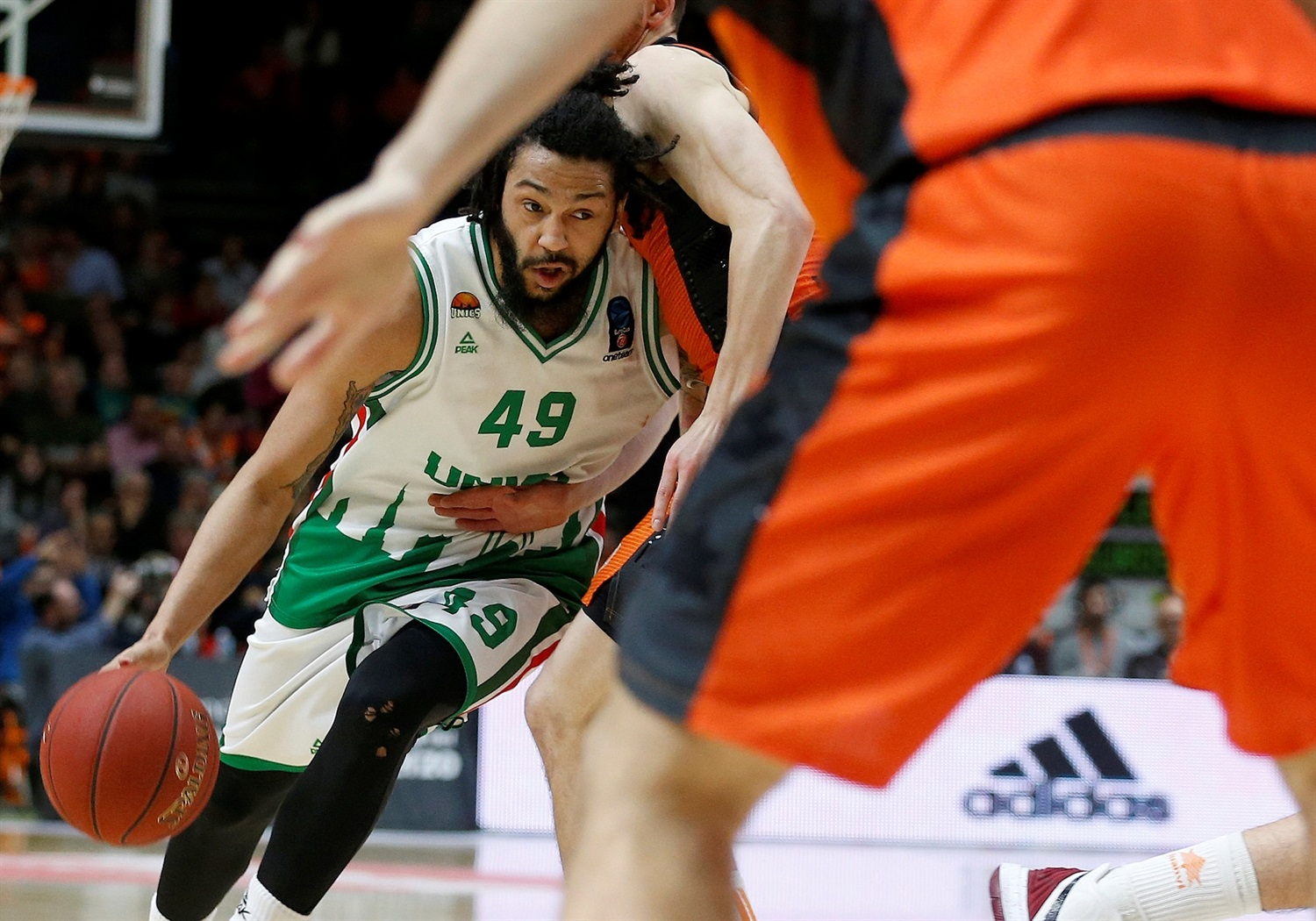Pierria Henry - UNICS Kazan (photo Miguel Angel Polo - Valencia) - EC18