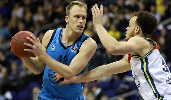 EuroCup MVP Sikma to stay with ALBA until 2023