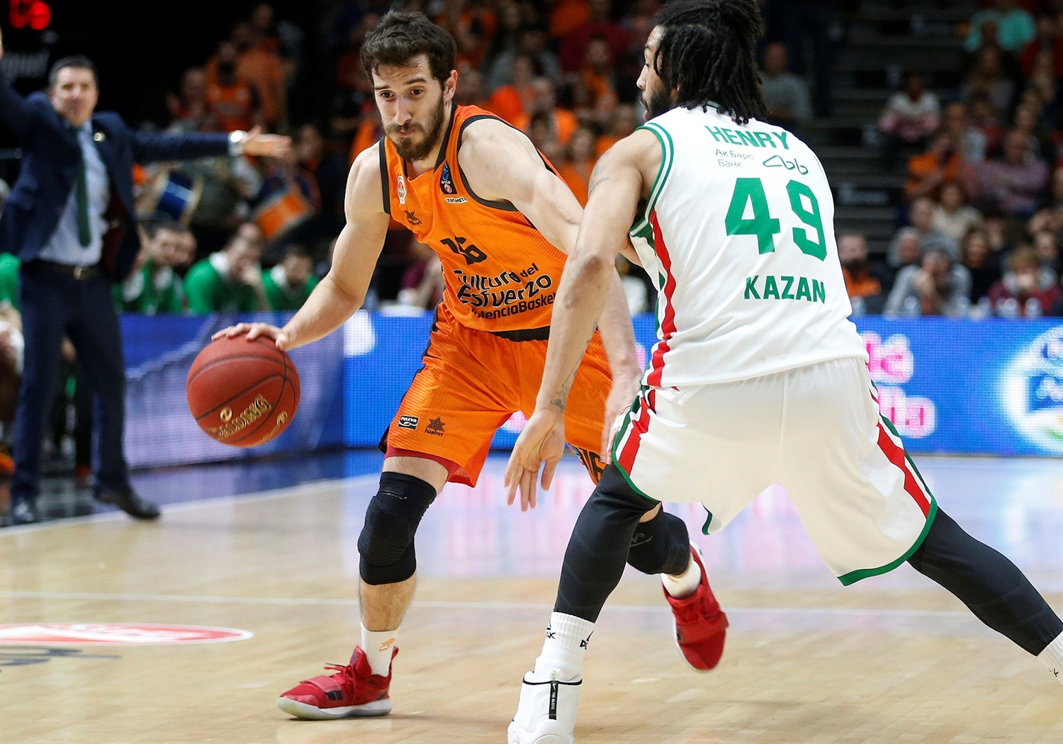 Guillem Vives - Valencia Basket (photo Miguel Angel Polo - Valencia) - EC18