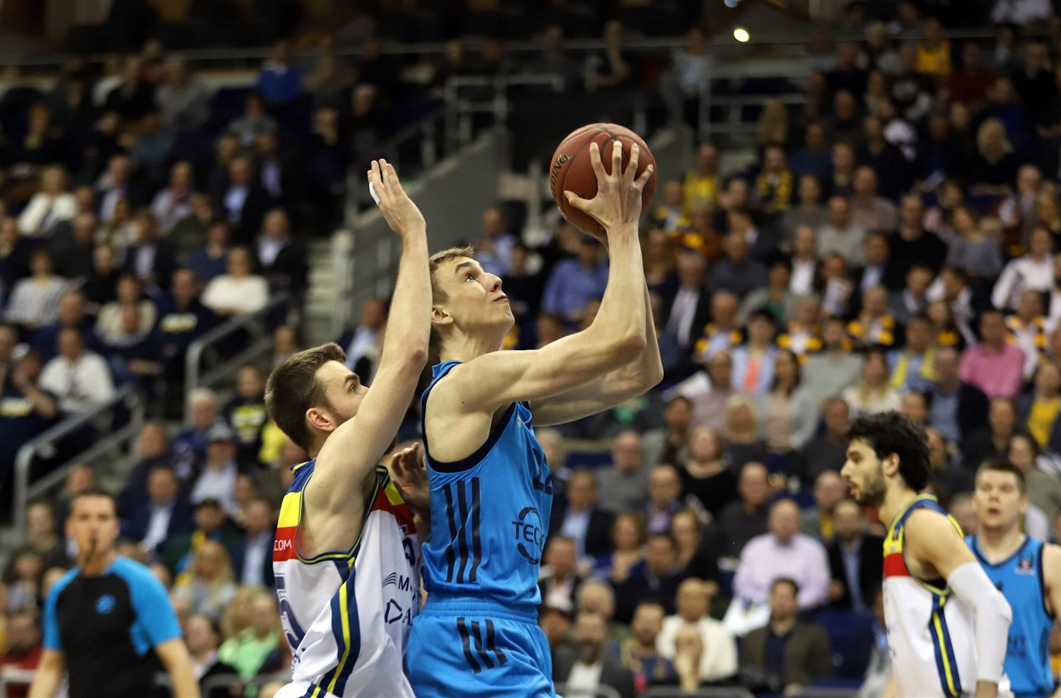 Franz Wagner - ALBA  Berlin (photo Andreas Knopf - ALBA) - EC18
