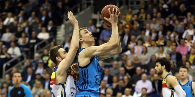 7DAYS EuroCup, Semifinals Game 1: ALBA Berlin vs. MoraBanc Andorra