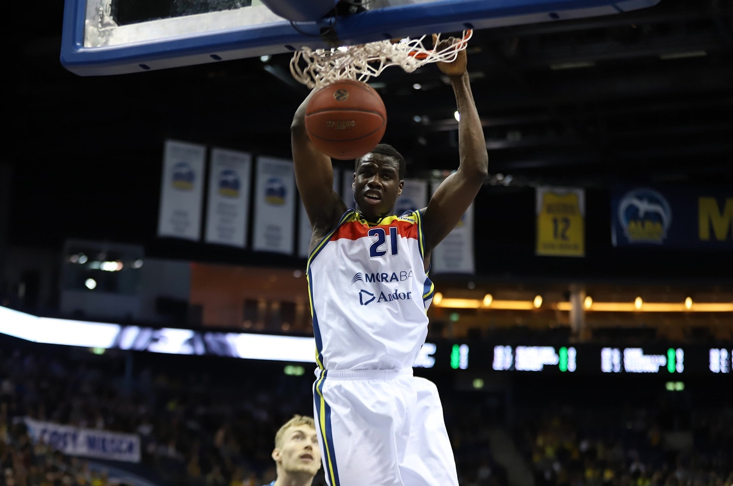 Moussa Diagne - MoraBanc Andorra (photo Andreas Knopf - ALBA) - EC18