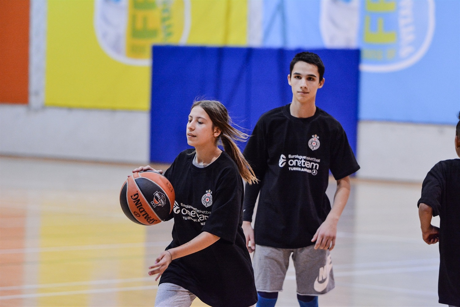 One Team - Partizan NIS Belgrade - EC18