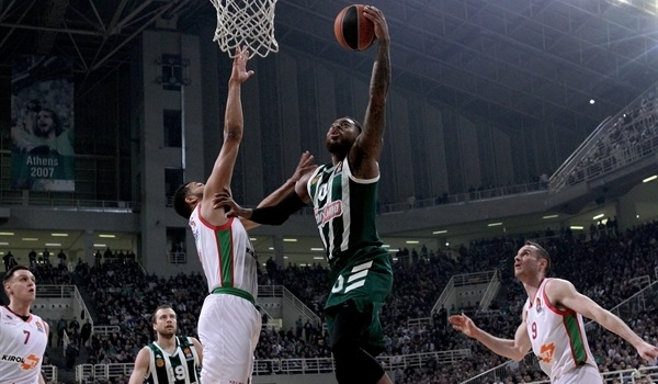 RS Round 27 report: Panathinaikos survives Baskonia comeback