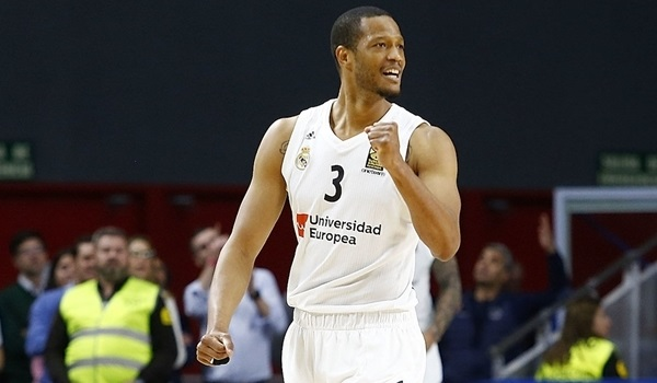 Final Four bound: Anthony Randolph, Real Madrid