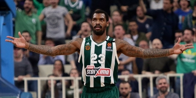 Panathinaikos riding that 'special something'