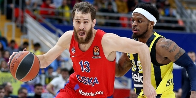 Sergio Rodriguez, CSKA Moscow: 'The first game is critical'