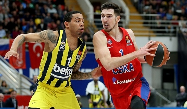 De Colo bids adieu to CSKA