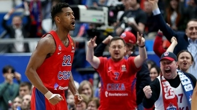 Defense-minded lineup showed CSKA's power