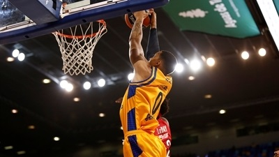 Gran Canaria routs playoff hopeful Olympiacos