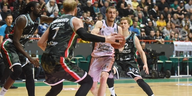 7DAYS EuroCup, Semifinals Game 2