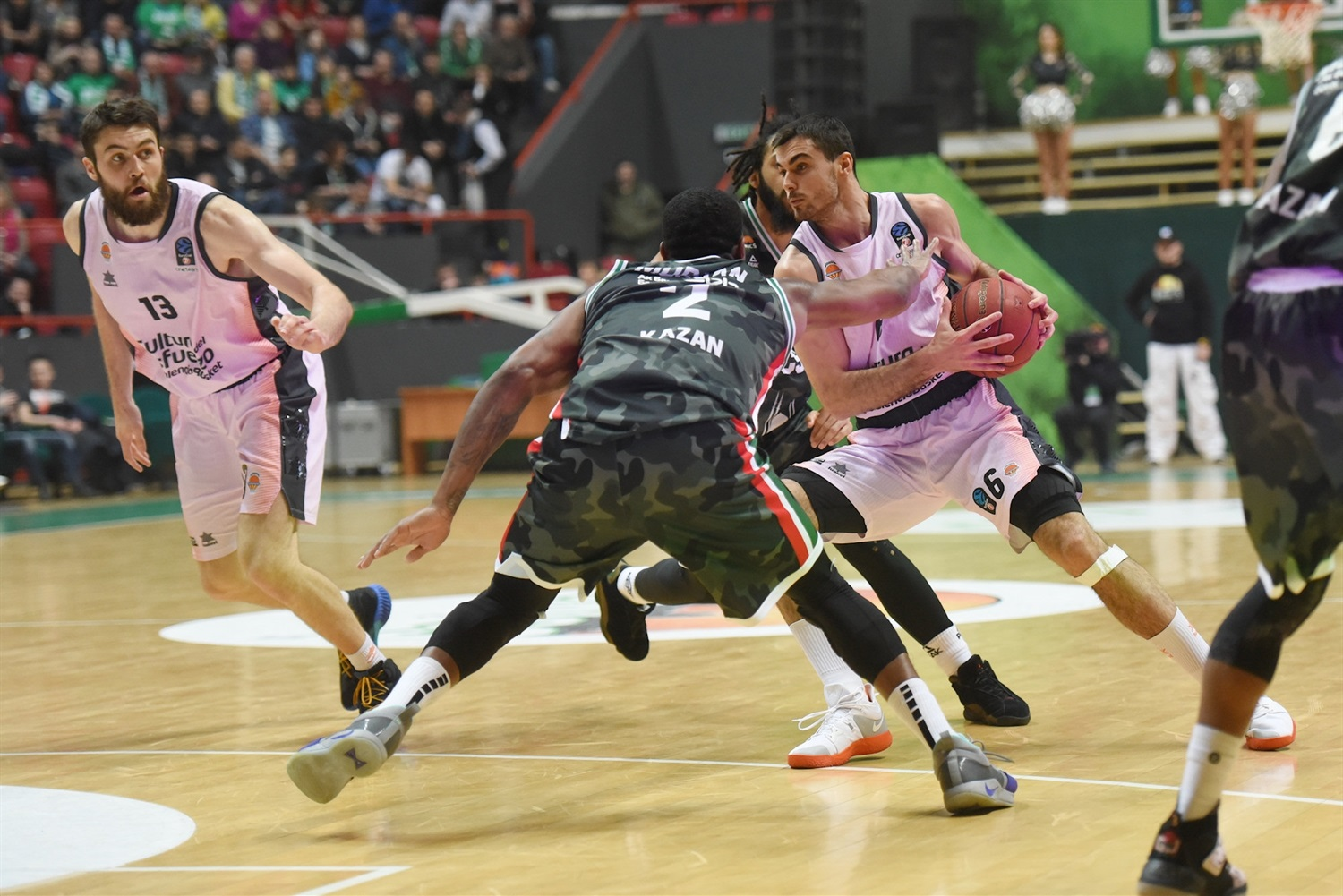 Alberto Abalde - Valencia Basket (photo UNICS) - EC18